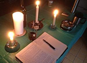 Meine Schreibstube im Tessin